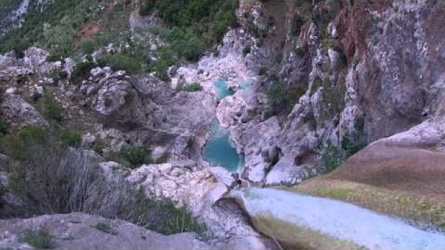 DiscoverKynouria.gr - Canyoning στο Φαράγγι της Λεπίδας (Canyoning at Lepidas Gorge)