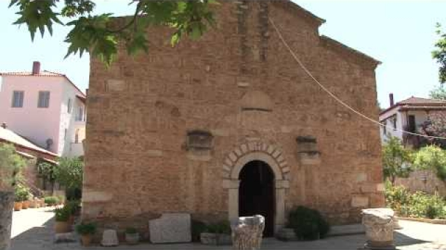 DiscoverKynouria.gr - Μονή Λουκούς (Monastery of Loukous)