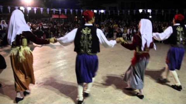 DiscoverKynouria.gr - Παραδοσιακοί χοροί (Folk Dancing)